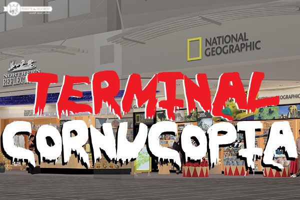 Terminal Cornucopia – Making weapons from inside an airport